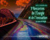 3èmes rencontres de l'Energie et de l'Innovation des Alpes de Haute-Provence, 24/11/2014