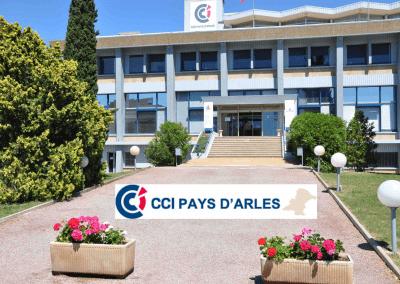 Audit énergétique de la CCI du Pays d'Arles